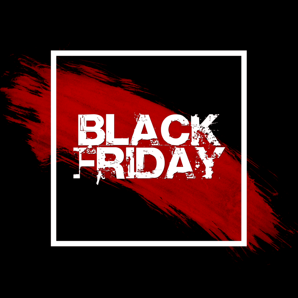 Black Friday chez bew web
