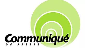 Communique de presse en ligne
