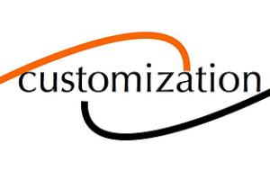 Option customisation