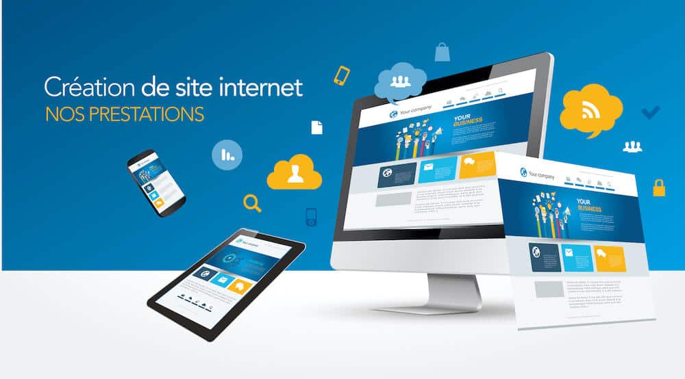 creer un site internet professionnel