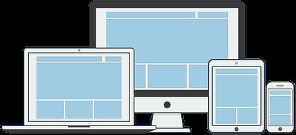 Bew web agency - Création de site responsive