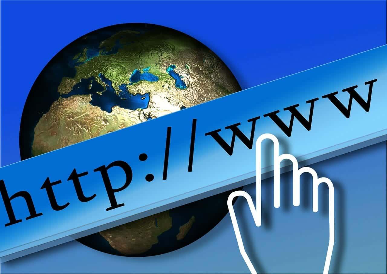 choix de l'hébergement web
