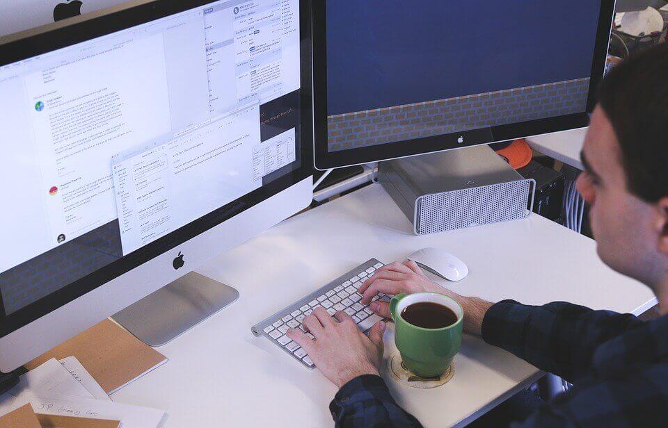 la gestion d'un projet par une agence web
